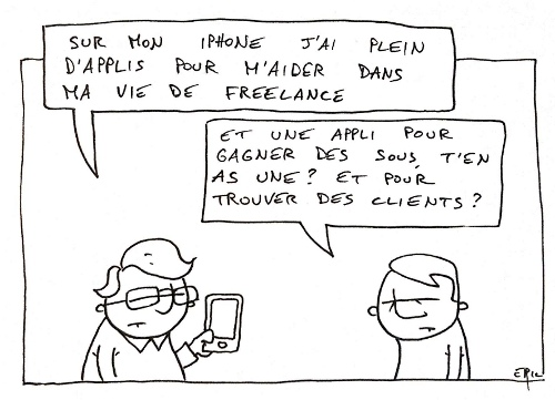 freelance applis iphone