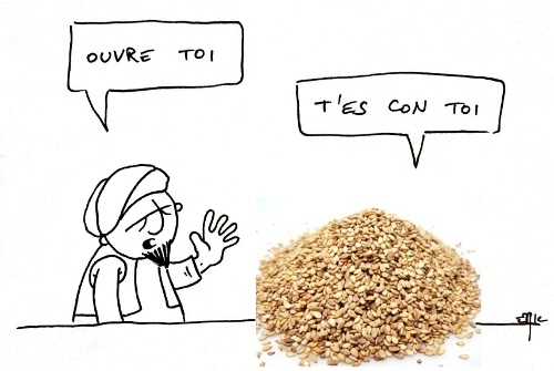 sesame ouvre toi