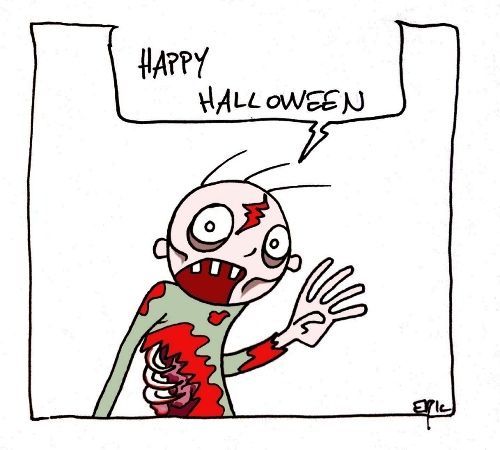 peut on feter halloween au boulot