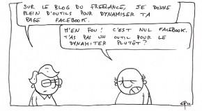 Freelances, des applis pour dynamiser la page Facebook de votre activité