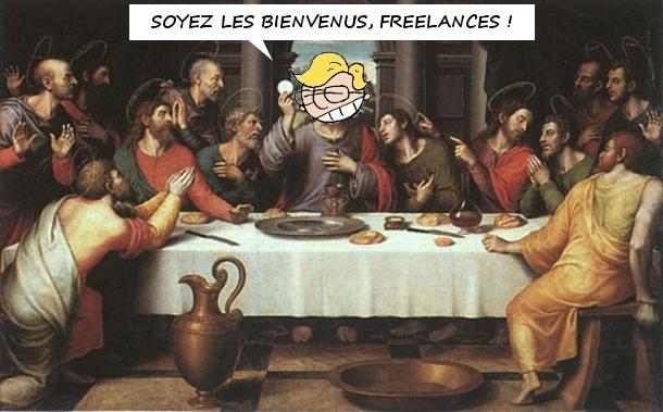 le banquet des freelances