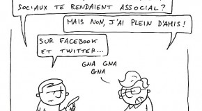 Freelance : Facebook m'a tuer…