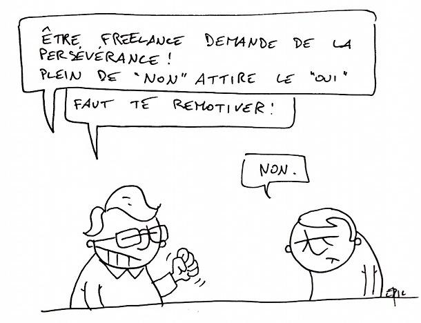 motivation freelance