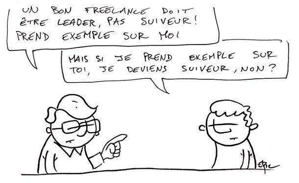 freelance leader
