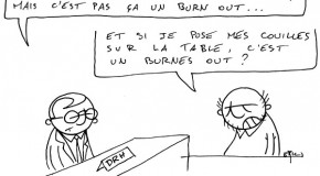 Burn out – si on y mettait de la poésie ?