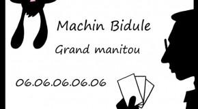 Ma Vie Au Boulot Carte De Visite Pour Un Collgue Magicien