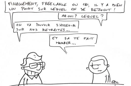 Quelle retraite pour les freelances ?