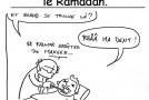 C'est parti pour le ramadan.