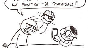 Pokemon GO – le monde continue de s'enfoncer dans la mediocrité