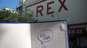 Grand Rex – fauteuils à vendre